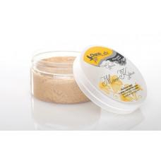 Скраб для тела мыльный  СКРАББИ МАНГО-КРИМ  для чувствительной кожи, питание и увлажнение кожи  200g ТМ ChocoLatte