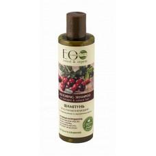 Шампунь для волос  ВОССТАНАВЛИВАЮЩИЙ  для поврежденных и окрашенных волос  250ml Eco Lab