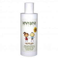 Гель для душа   ЧЕРЕДА   детский, 2 в 1 для тела и волос   250 ml Levrana