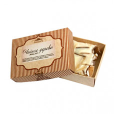 Натуральное мыло ручной работы   ЧАЙНОЕ ДЕРЕВО  для жирной и проблемной кожи   в подарочной упаковке 100g СпивакЪ