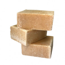 Натуральное мыло ручной работы  СОЛЯНОЕ С ПАПРИКОЙ  упругость, омолаживает, выравнивает тон кожи, легкий скрабирующий эффект, в подарочной упаковке  100g СпивакЪ